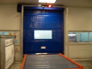 Hi-speed Industrial Door